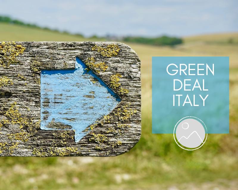 GREEN DEAL ITALIA