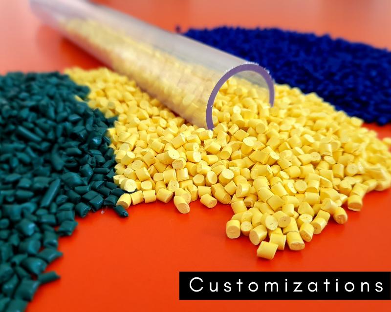 personalizzazioni plastica
